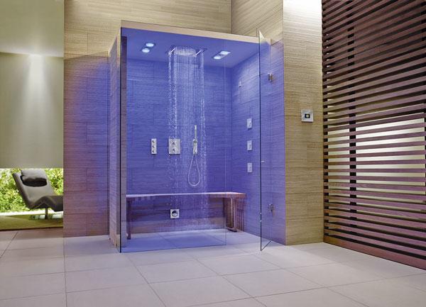 Aufputz Armatur Dusche Grohe : die badl?sung f digital deluxe kombiniert klassisches duschen mit