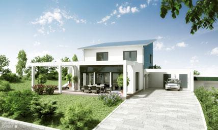 einfamilienhaus f r die zukunft das energie plus haus in wetzlar ist f r buderus mehr als nur. Black Bedroom Furniture Sets. Home Design Ideas