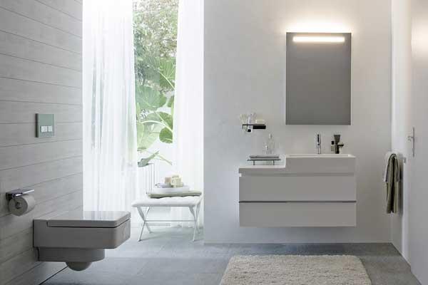 Zwischen zeitloser eleganz und moderner extravaganz - Platzsparende badmobel ...