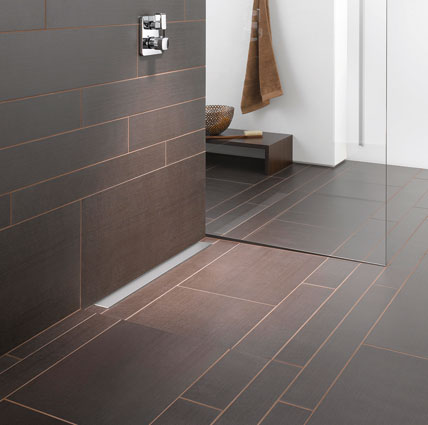 klare linie im duschrinnenbad markt bersicht duschrinnen. Black Bedroom Furniture Sets. Home Design Ideas