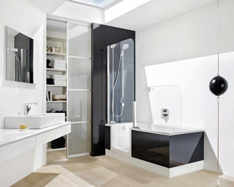 Dusch Badewanne Barrierefrei