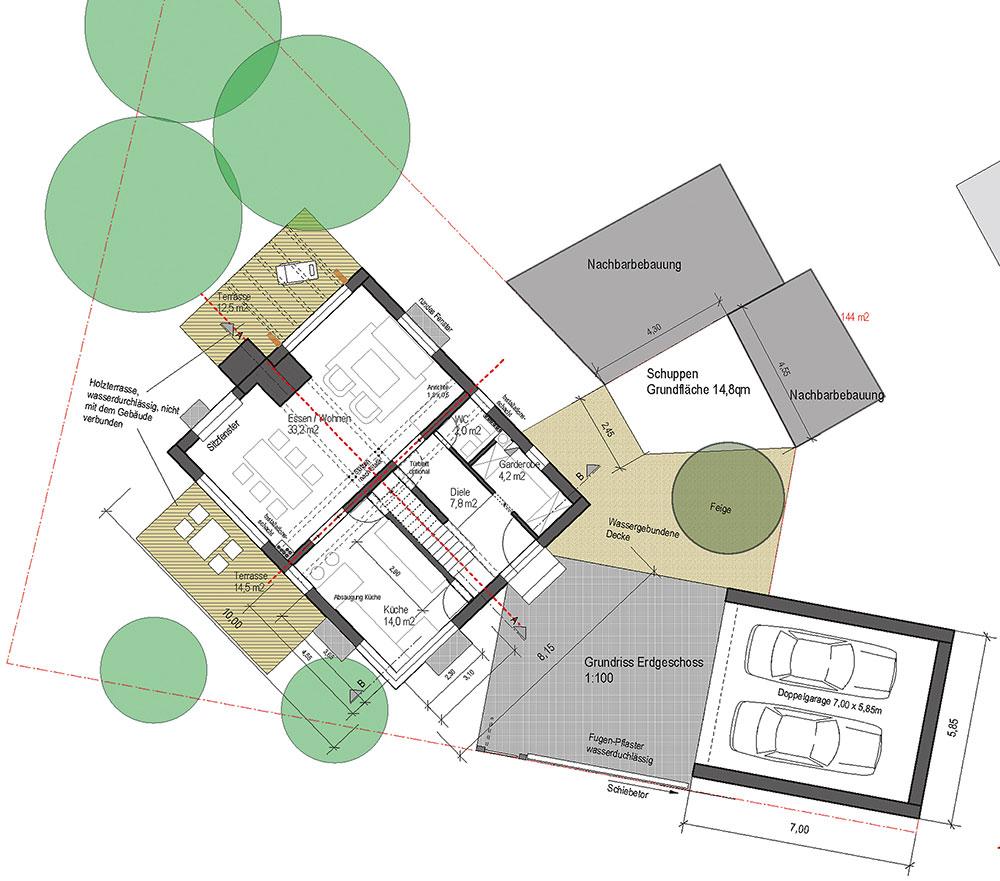 effizienzhaus plus als ziel ikz de. Black Bedroom Furniture Sets. Home Design Ideas
