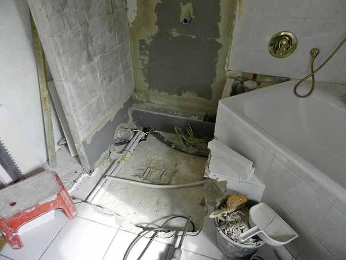 Ebenerdige Dusche Holzfu?boden : Bodengleiche Dusche Altbau : Mehr Freiheit f?r bodengleiche Duschen
