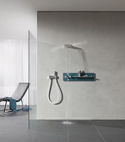 keuco zur ish armaturenpaneel f r die sinne ikz de. Black Bedroom Furniture Sets. Home Design Ideas