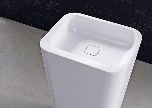 Waschtisch mit unterschrank gäste wc  Waschbecken Für Gäste Wc Mit Unterschrank: Mini waschplatzlösung ...