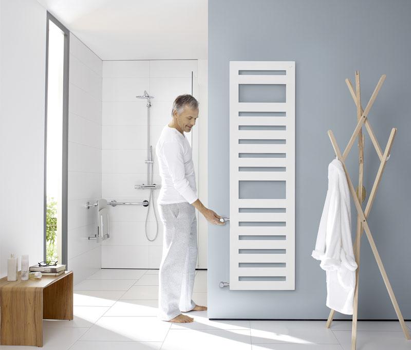 zehnder barrierefreier bad heizk rper f r den austausch. Black Bedroom Furniture Sets. Home Design Ideas