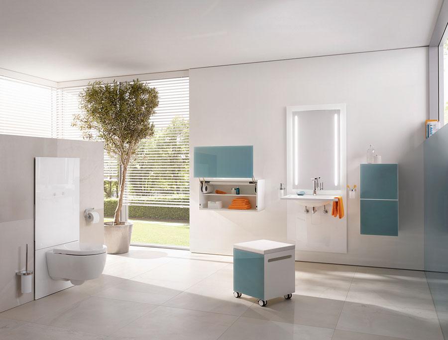 hewi heinrich wilke mobiliar f r barrierefreie b der ikz de. Black Bedroom Furniture Sets. Home Design Ideas