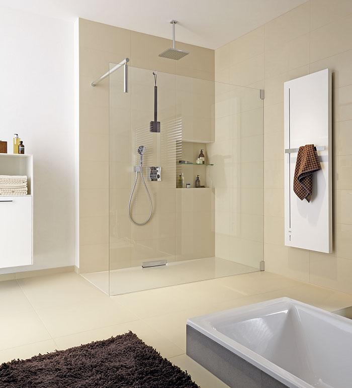 duscherlebnis und ablauftechnik vielf ltige optionen ikz de. Black Bedroom Furniture Sets. Home Design Ideas
