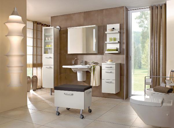 bewegungsfreiheit im bad komfort im bad ist ein thema f r alle generationen und nicht nur f r. Black Bedroom Furniture Sets. Home Design Ideas