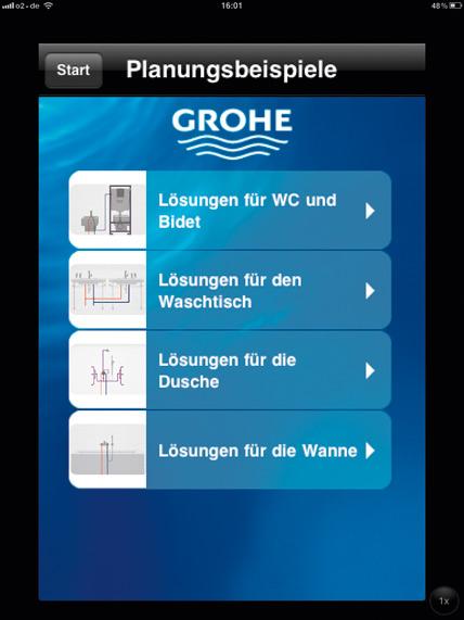 grohe deutschland vertriebs gmbh installations beispiele und produktinformationen ikz de. Black Bedroom Furniture Sets. Home Design Ideas