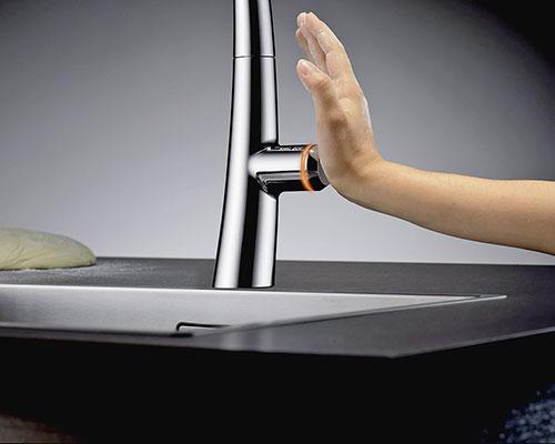 mehr als nur ein wasserhahn ikz de. Black Bedroom Furniture Sets. Home Design Ideas