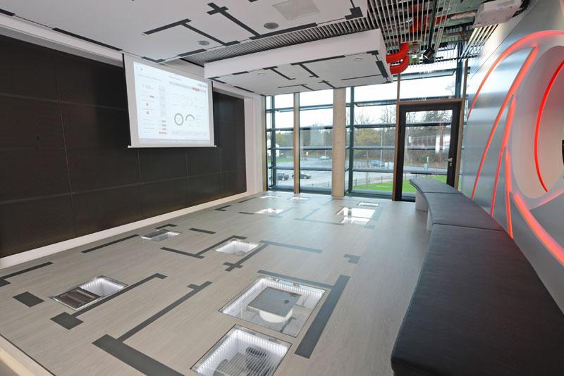stiebel eltron innovatives schulungs und kommunikationszentrum er ffnet ikz de. Black Bedroom Furniture Sets. Home Design Ideas