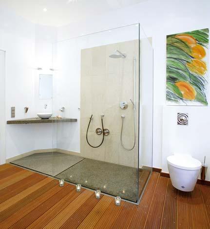 Klein design intelligentes badkonzept ikz de - Nicolas kleine architect ...