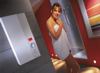 dezentral rational mit durchlauferhitzern ist warmes wasser jederzeit schnell verf gbar ikz de. Black Bedroom Furniture Sets. Home Design Ideas